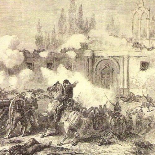 Το Ολοκαύτωμα στο Αρκάδι, 9 Νοεμβρίου του 1866