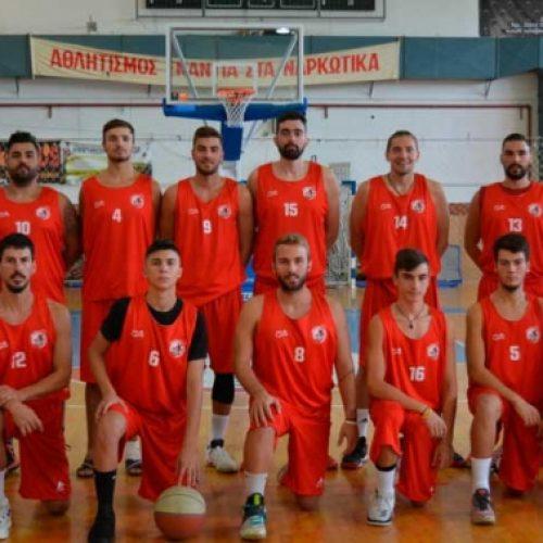 Μπάσκετ: Στο Αγρίνιο ο Φίλιππος