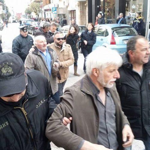 """Σωματείο Ιδιωτικών Υπαλλήλων Ημαθίας - Πέλλας: """"Καταγγέλλουμε τις νέες συλλήψεις στα Γιάννενα"""""""