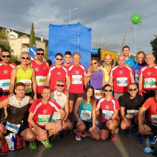 Μεγάλη η συμμετοχή του Συλλόγου δρομέων Βέροιας στον αυθεντικό Μαραθώνιο της Αθήνας