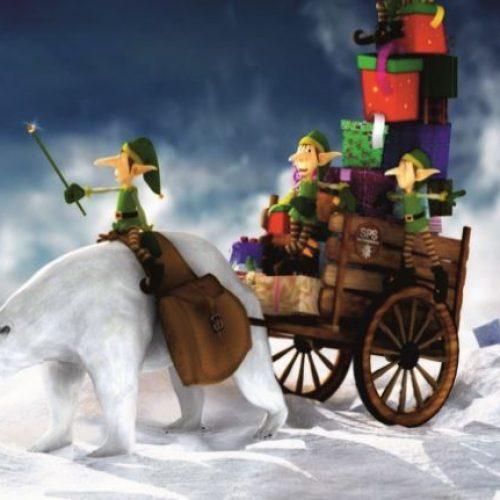 Παιδική γιορτή του Εμπορικού Συλλόγου Αλεξάνδρειας, Τετάρτη 13 Δεκεμβρίου