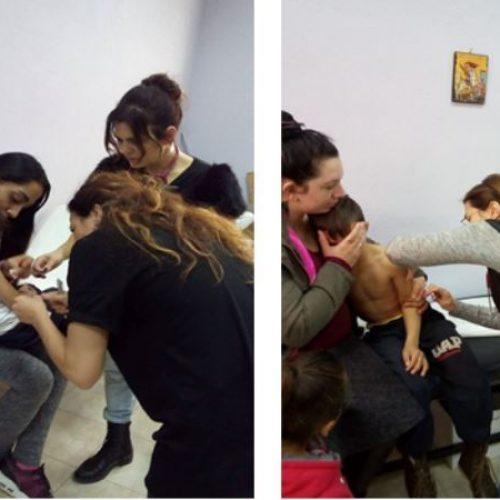 Εμβολιασμός παιδιών  άπορων και ανασφάλιστων οικογενειών στο Δημοτικό Ιατρείο Βέροιας