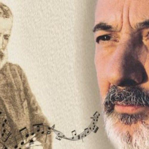 Ο Στέλιος Μάινας συναντά τον Αλέξανδρο Παπαδιαμάντη στη Νάουσα, Τρίτη 12 Δεκεμβρίου