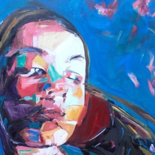Έργα από την τελευταία δουλειά του ζωγράφου Στέλιου Ζαχαρούδη