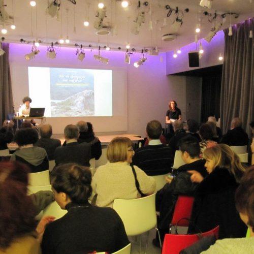 Ένα ταξίδι στον ελληνόφωνο πολιτισμό της Κάτω Ιταλίας με οδηγό τη Φωτεινή Καϊμάκη