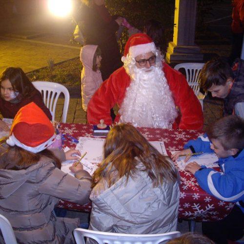 """Οι διήμερες χριστουγεννιάτικες  εκδηλώσεις του Πολιτιστικού Συλλόγου Βεργίνας """"ΑΙΓΕΣ"""""""