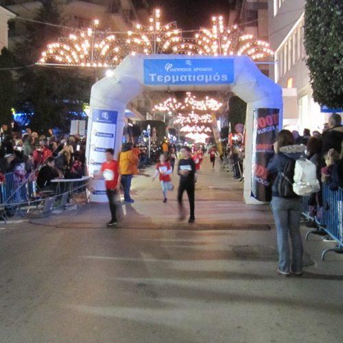 Επιτυχία σημείωσαν οι νυχτερινοί παράλληλοι αγώνες του 6ου Φιλίππειου Δρόμου στη Βέροια