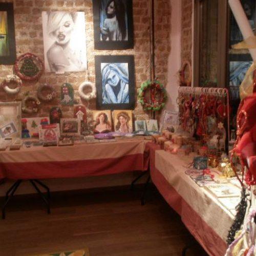 Ξεκίνησε το Χριστουγεννιάτικο bazaar του ΣΟΦΨΥ Ημαθίας