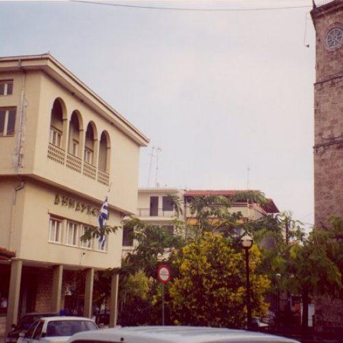 Δεξίωση Πρωτοχρονιάς του Δήμου Νάουσας
