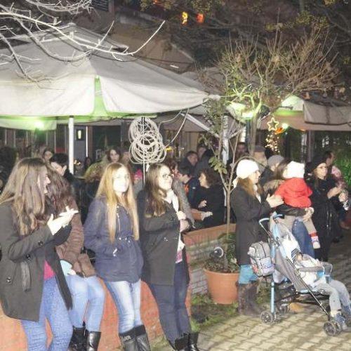 Πραγματοποιήθηκε η χριστουγεννιάτικη παιδική γιορτή του Εμπορικού Συλλόγου Αλεξάνδρειας
