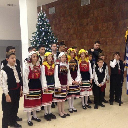 """Ο Όμιλος  Περιβάλλοντος και Πολιτισμού Νάουσας """"Η Αράπιτσα"""" σε Διεθνές Φεστιβάλ στο Βελιγράδι"""