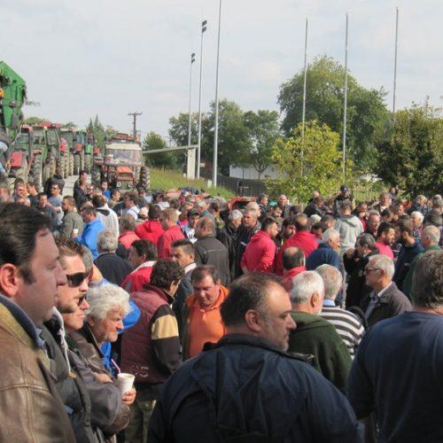 Καταδικάστηκαν  συνδικαλιστές  αγρότες  στη Βέροια για περσινές αγροτικές κινητοποιήσεις