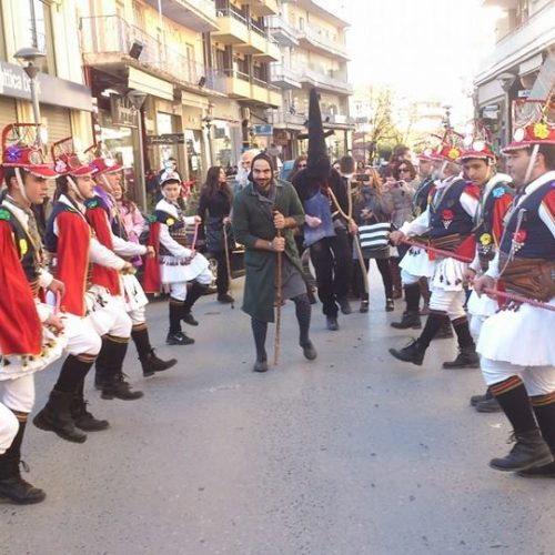 """Τα """"Μωμοέρια"""" από την Εύξεινο Λέσχη Βέροιας, Σάββατο 30 Δεκεμβρίου"""