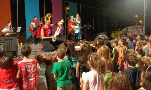 """""""Καλαντίσματα και Καλικατζαριές!"""" Μουσικό Παιγνιδοθέαμα.  Αντωνιάδειος Στέγη, Τετάρτη   13 Δεκεμβρίου"""