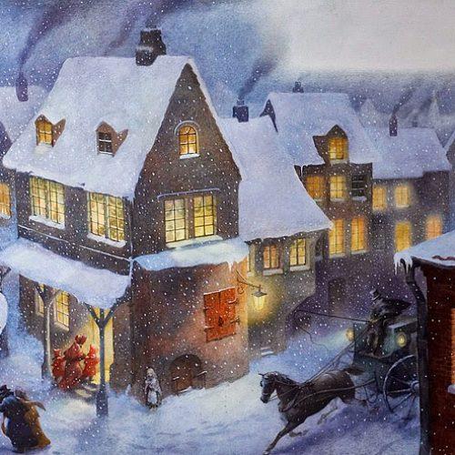 """""""Χριστουγέννων σκέψεις με λίγη ποίηση"""" γράφει ο Αλέξανδρος Ζαφειρόπουλος"""