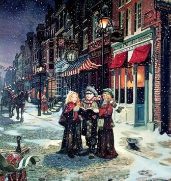 """Η ωραιότερη Χριστουγεννιάτικη Ιστορία γράφτηκε από τον Κάρολο Ντίκενς"""" της  Μανταλένας Διαμαντή - faretra.info"""