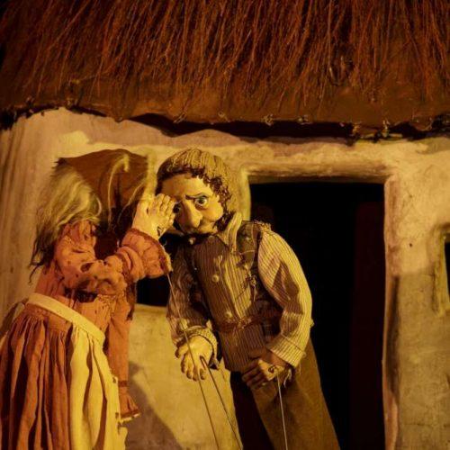 """Βέροια, Χριστούγεννα 2017 - """"Ο Μισοκοκοράκος"""" λαϊκό παραμύθι από το Θεατρικό Εργαστήρι ΜΑΙΡΗΒΗ"""