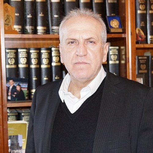 Ο Φώτης Καραβασίλης νέος Πρόεδρος του Δικηγορικού Συλλογου Βέροιας