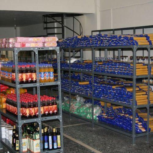 1η διανομή προϊόντων Κοινωνικού Παντοπωλείου Δήμου Βέροιας