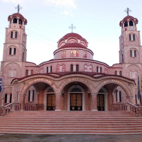Πρόγραμμα  Πανηγύρεως Ιερού Ναού Αγ. Κωνσταντίνου, Ελένης και Ελευθερίου Διαβατού