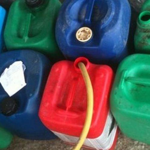 Συλλήψεις για λαθραία εισαγωγή 30 και 55 λίτρων πετρελαίου αντίστοιχα