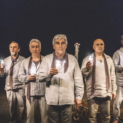 """ΚΘΒΕ: Νίκου Καζαντζάκη """"Ασκητική"""". Βέροια, Τετάρτη 31 Ιανουαρίου"""