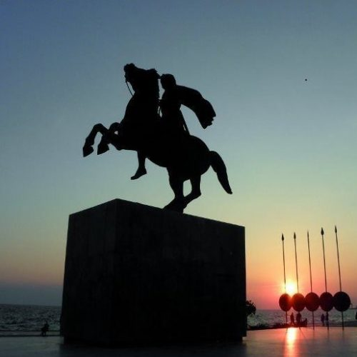 """""""Η Μακεδονία είναι…"""" γράφει ο Δημήτρης Μηλάκας"""