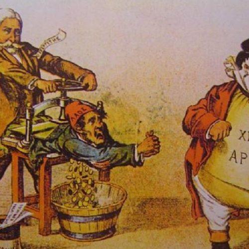 """""""Δάνεια με το στανιό, με ρήτρα… υποτέλειας!"""" γράφει ο   Δάνης Παπαβασιλείου"""