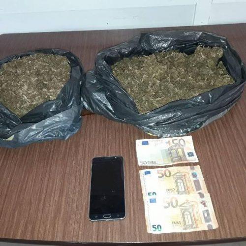 Συνελήφθη 38χρονος για διακίνηση και κατοχή κάνναβης -  Κατασχέθηκαν πάνω από 2 κιλά
