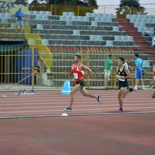 Με ρεκόρ ξεκίνησε την αγωνιστική του χρονιά ο Σταμούλης του Φίλλιπου στα 3000 μέτρα