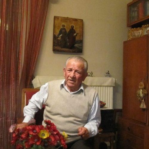 """Ηλίας Τριανταφυλλίδης: """"Ο θείος μου Βλαδίμηρος Τριανταφύλλωφ, δάσκαλος του Στρατάρχη Ζούκωφ,  ενταφιασμένος στο τείχος του Κρεμλίνου"""""""