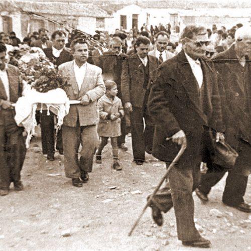 """""""Θάνατος και ταφικά έθιμα""""(1)  γράφει ο  Γιάννης Τσιαμήτρος"""