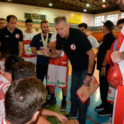 Μπάσκετ: Την Νικόπολη υποδέχεται ο Φίλιππος