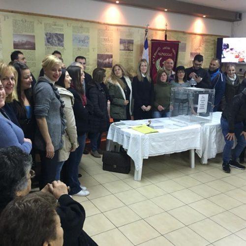 Νέο Διοικητικό Συμβούλιο   απέκτησε η Εύξεινος Λέσχη Χαρίεσσας