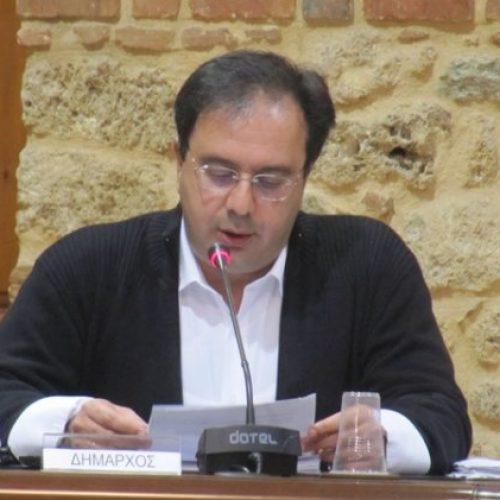 Δήμαρχος Βέροιας: Ποιούς προσπαθείτε να παραπλανήσετε κ. Αντιπεριφερειάρχη;