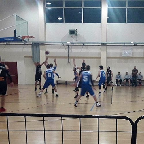 Μπάσκετ: Ξεπέρασαν τους 100 πόντους στη Νέα Σάντα οι Αετοί Βέροιας, συνεχίζουν το σερί νικών