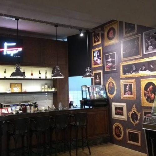"""Εγκαίνια του νέου καφέ """"Foyer"""" στη Στέγη Γραμμάτων και Τεχνών Βέροιας"""