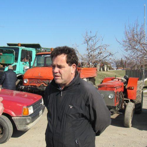 """Εργατικό Κέντρο Νάουσας: """"Ο αγώνας των αγροτών είναι και δικός μας αγώνας!"""""""