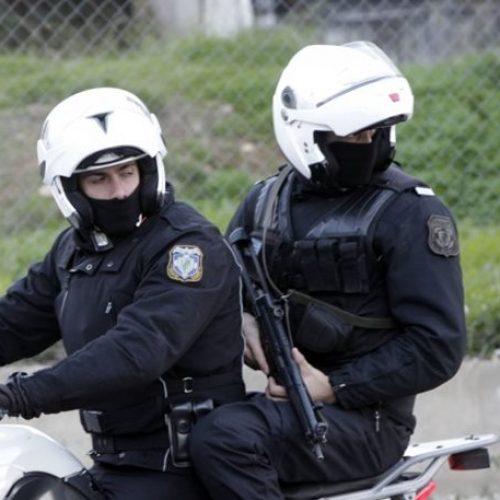 Συνελήφθη  στην Ημαθία για απόπειρα κλοπής μπαταριών  χωματουργικών μηχανημάτων