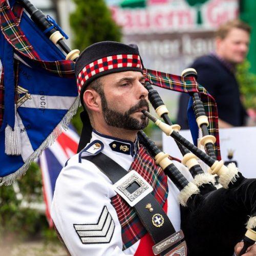 """Η παραδοσιακή κέλτικη μπάντα """"Celtic Highlanders Band, Pipes & Drums"""" στις εκδηλώσεις της φετινής Αποκριάς στη Νάουσα"""