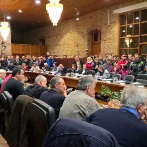 Το Μακεδονικό απασχόλησε το Δημοτικό Συμβούλιο Βέροιας