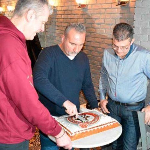 Μπάσκετ: Στις 31 Ιανουαρίου η κοπή της πίτας του Φίλιππου
