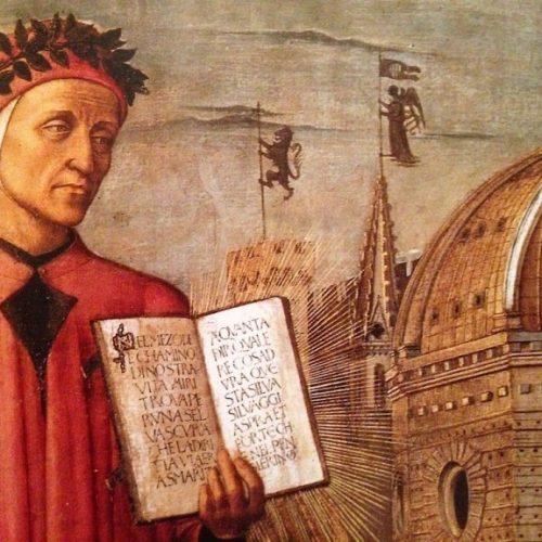 """Αντώνης Μπουσμπούκης """"Δαντικό τρίπτυχο"""". Ένα βιβλίο με άκρως επιστημονική αλλά και ποιητική προσέγγιση της """"Θείας Κωμωδίας"""""""