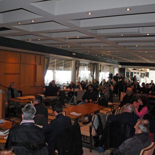Πολιτική εκδήλωση στη Βέροια του νέου φορέα της κεντροαριστεράς    με ομιλητή τον Θ. Θεοχαρόπουλο