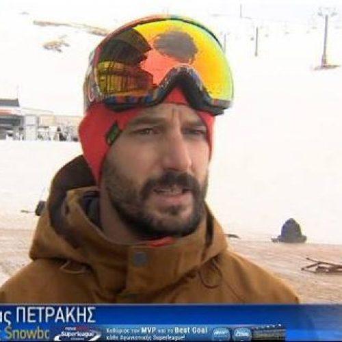 """Χρυσό μετάλλιο για τον βεροιώτη αθλητή του """"Εν Σώματι Υγιεί"""" Κ. Πετράκη  στο Ασιατικό Κύπελλο Parasnowboard στο Ιράν!"""