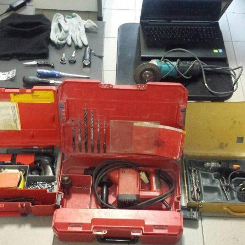 Συνελήφθη 35χρονος στη  Βέροια για διαρρήξεις οχημάτων