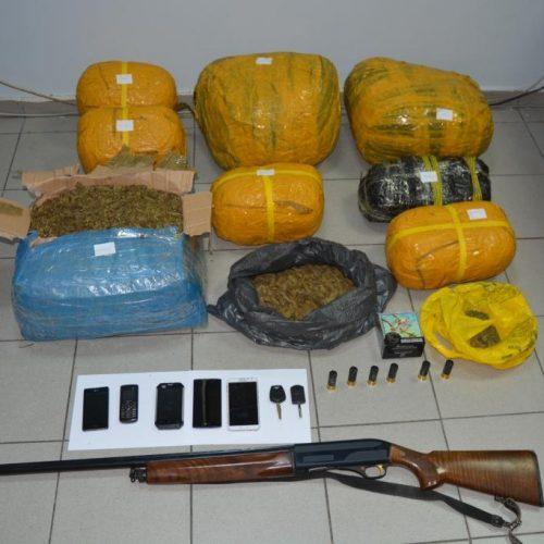Εξαρθρώθηκε εγκληματική ομάδα που διακινούσε μεγάλες ποσότητες κάνναβης - Κατασχέθηκαν πάνω από 27 κιλά