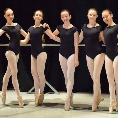 Το τμήμα μπαλέτου της Εστίας Μουσών στο διαγωνισμό χορού VERIA DANCE 2018