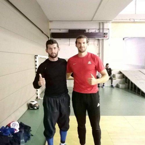 4ος  ο Σκαρβέλης και 11ος  ο Χατζόπουλος στο έπταθλο του Παν/νιου Πρωταθλήματος Κλειστού Στίβου