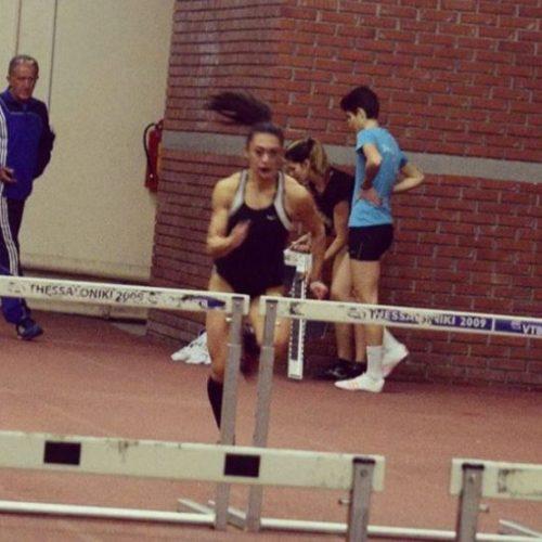 Ενθαρρυντικές οι παρουσίες των αθλητών  του Φιλίππου  στην ημερίδα κλειστού στο ''Παλαί''